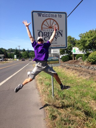 jumping oregon city