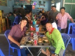 I met an American English teacher in Vietnam