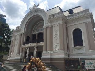 Municipal Theatre of Ho Chi Minh City (aka Saigon Opera House)