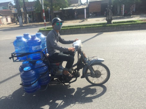 water - hauling